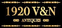 1920 V&N Antiques Logo